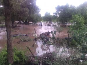 Urge apoyo a Rinconenses damnificados por las lluvias.