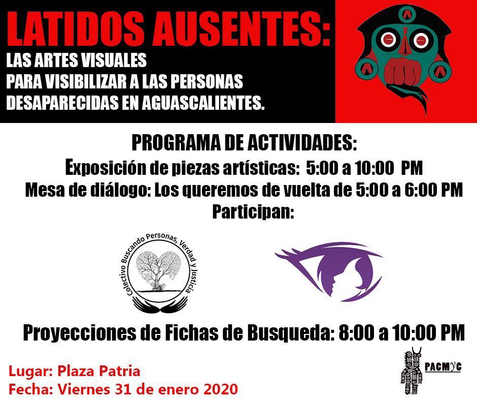 Reclamando a nuestros desaparecidos en Aguaskatlán