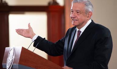 PRESIDENCIA DE LA REPÚBLICA / Todo este año será de crecimiento en la producción petrolera, afirma el Presidente López Obrador