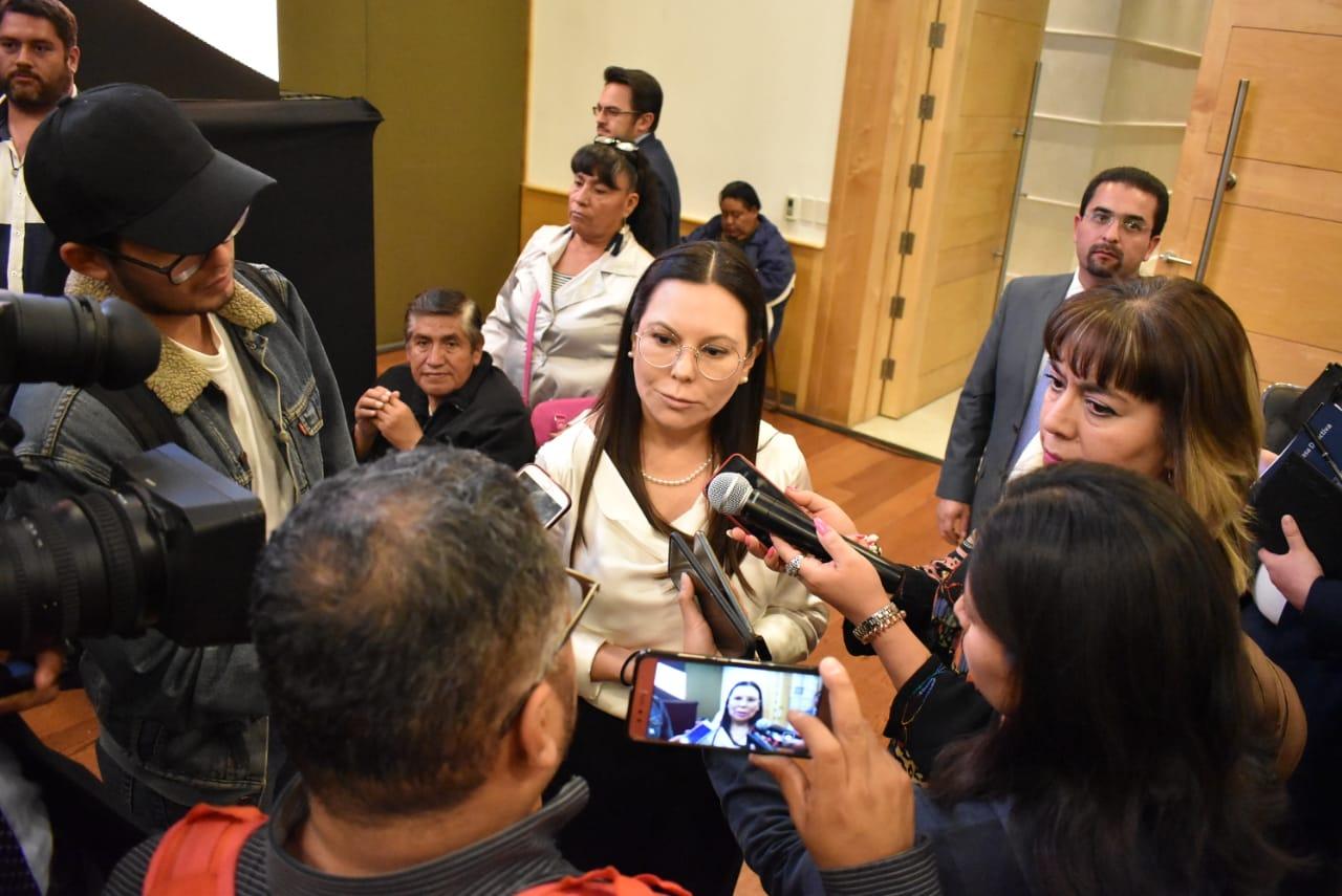 CÁMARA DE DIPUTADOS / Llama Laura Rojas a construir soluciones y superar diferencias por el bien de México