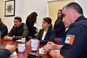 Servicios Públicos / IMPLEMENTARÁ NUEVA FORMA DE TRABAJO PARA CONSERVAR ESPACIOS PÚBLICOS