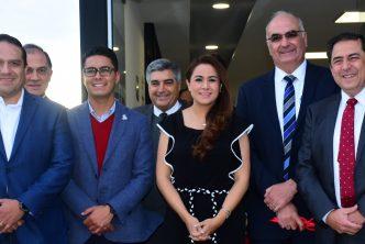 Secretaría de Economía Social y Turismo Municipal / TERE JIMÉNEZ PRESENTE EN APERTURA DEL ICAMI AGUASCALIENTES