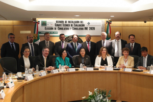 CÁMARA DE DIPUTADOS / Quedó instalado el Comité Técnico Evaluador de las y los aspirantes a consejeros del INE