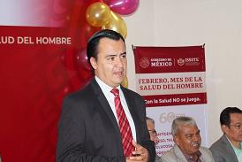 """ISSSTE AGUASCALIENTES, CONCLUYE CAMPAÑA """"FEBRERO, MES DE LA SALUD DEL HOMBRE"""""""