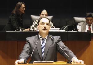 FUNDAMENTAL EL RESPETO A LAS GARANTÍAS INDIVIDUALES DE TODOS LOS SECTORES  SOCIALES: TOÑO MARTIN DEL CAMPO