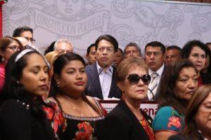 CÁMARA DE DIPUTADOS / Manifiesta Morena a titular de SHCP interés en realizar reformas en materia de fideicomisos públicos