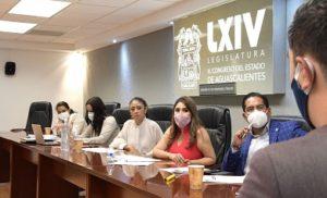 Congreso del Estado / APRUEBA REFORMAS PARA PROTEGER DERECHOS LABORALES DE SERVIDORES PÚBLICOS VULNERABLES