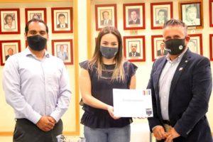 Senadora Martha Márquez / EXPONE AGENDA LEGISLATIVA ECONÓMICA Y SOCIAL AL CLUB ROTARIO