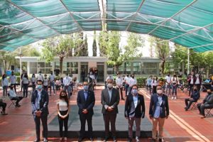 JESÚS MARÍA / Participa el alcalde en la clausura de la 19ª generación de Becarios escuela- empresa- gobierno