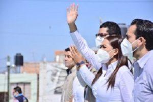 Entrega de apoyos / ALIMENTICIOS DEL MUNICIPIO DE AGUASCALIENTES