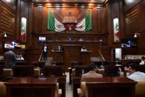 Congreso del Estado / APROBÓ REFORMAS EN MATERIA DE ATENCIÓN GERIÁTRICA, APOYO A MUJERES EMBARAZADAS Y PERSONAS CON DISCAPACIDAD