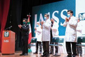 IMSS ANUNCIA PLAN / Para reanudar  servicios médicos que fueron  suspendidos por el COVID-19