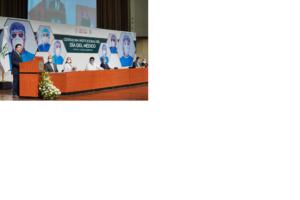 IMSS resalta entrega / Y PROFESIONALISMO DE MÁS DE 14 MIL MÉDICAS Y MÉDICOS FRENTE AL COVID-19
