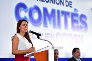 En conjunto con / LOS CIUDADANOS TERE JIMÉNEZ HACE DE AGUASCALIENTES UNA CIUDAD SEGURA