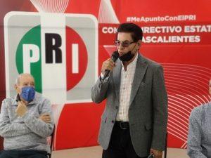 El PRI promoverá / CREACIÓN DEL INSTITUTO ESTATAL DE PROTECCIÓN AL ADULTO MAYOR: HERMINIO VENTURA