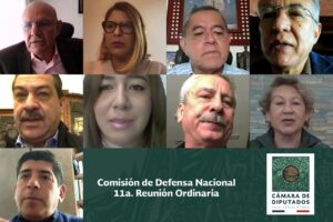 Aprueba Comisión de / DEFENSA NACIONAL REFORMAS A LA LEY DEL SERVICIO MILITAR