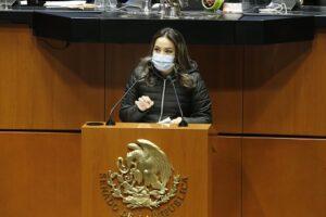 PROPONE MARTHA MÁRQUEZ ELIMINACIÓN DE IMPUESTOS A PRODUCTOS DE GESTIÓN MENSTRUAL