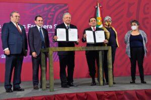 Conferencia de prensa / DEL PRESIDENTE ANDRÉS MANUEL LÓPEZ OBRADOR