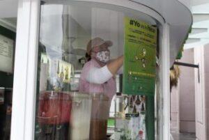 Municipio sensibiliza a / LA POBLACIÓN PARA DISMINUIR EL USO DE PLÁSTICOS Y UNICEL