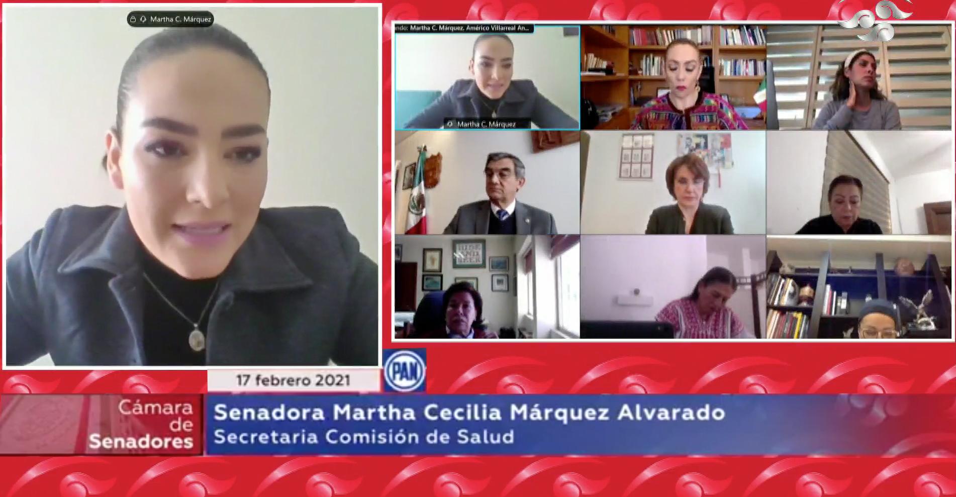 Llama Martha Márquez