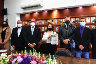 Obtiene municipio certificación