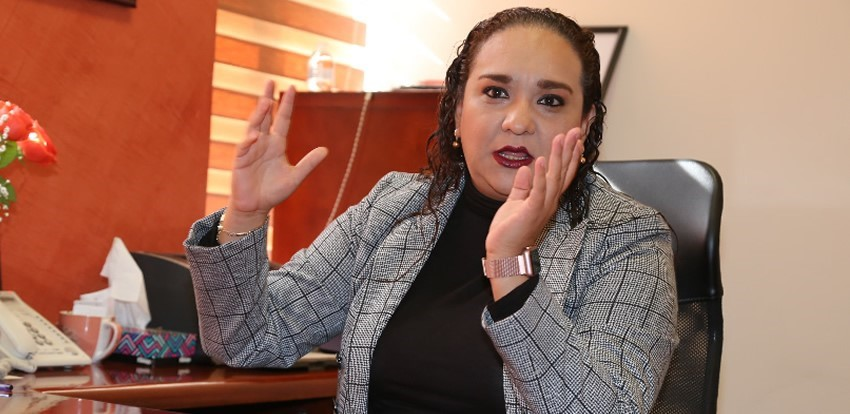 Diputada Natzielly Rodríguez