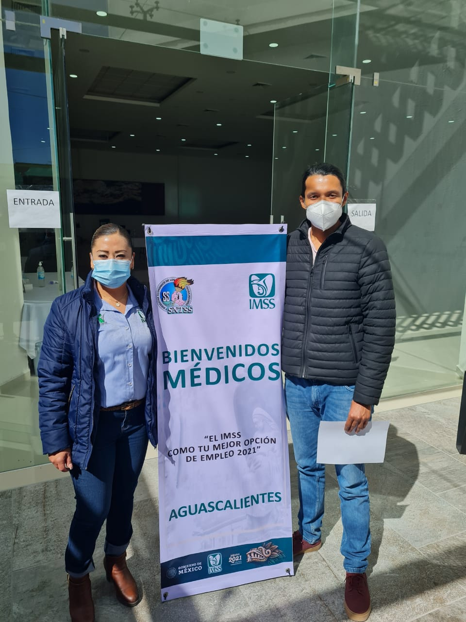IMSS Aguascalientes contrata