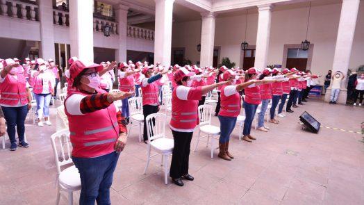 Municipio toma protesta