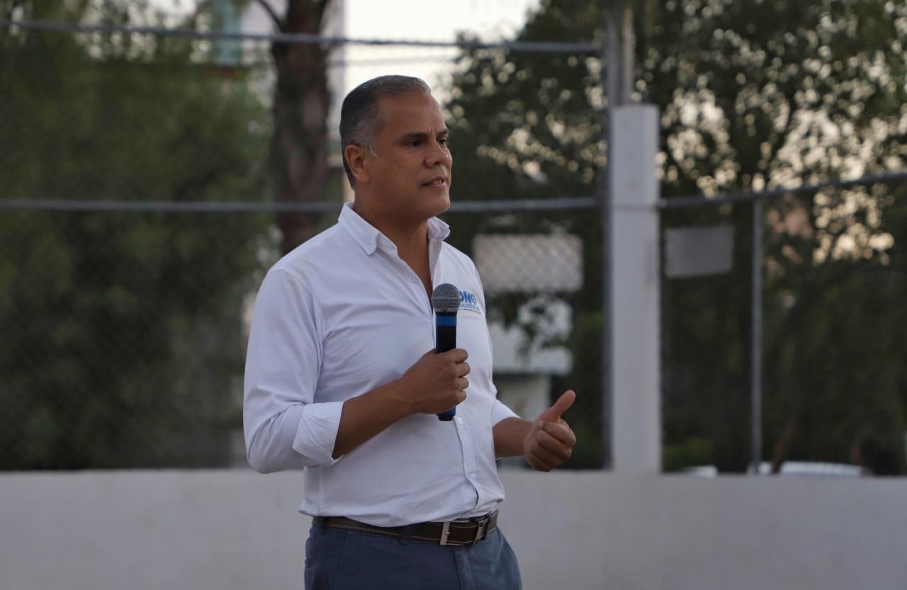 Candidato Antonio Arámbula
